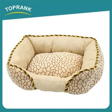 Familiar With ODM Factory Lovely Animal Crate Dog Bed Sofa Heated Dog Bed Large