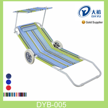 beach trolley cart with sun roof