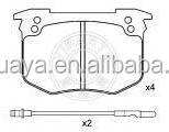 China Quality factory good price brake pads D193-7116 RENAULT PEUGEOT