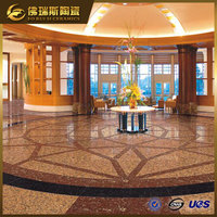 Item:FS668 Red Egg 600x600mm Polished Tiles Price in Philippines Hotel Floor