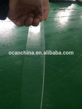 Blister uso rígida transparente lámina de plástico PVC
