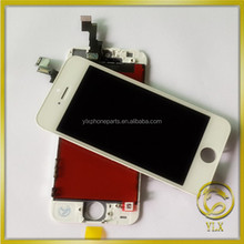 TFT for iphone 5s lcd screen touch digitizer, cherry mobile phone touch screen for iphone 5s