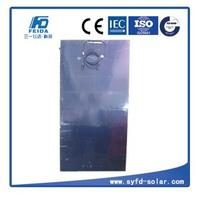 Flexible solar panel 100w black sheet for Marine environment