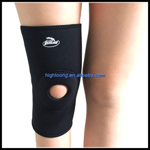 Opend patella Knee support for basketball