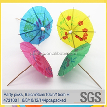 Most popular party parasol picks umbrella cocktail picks