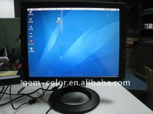 Touch screen monitor 15 inch TFT LCD 4:3