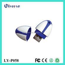 Mini PVC American football shaped 200gb usb flash drive,pen drive 2tb direct from china