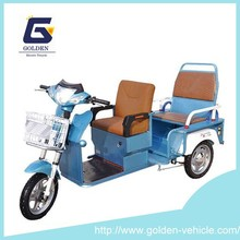 three wheel electric adult tricycle(GL12)