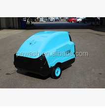 High pressure cleaner hot water factory price hot sale