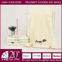 Baby Love Best 100% Cotton Healthful Zero-twist Super Soft Printed Cartoon Baby Blanket Factory Wholesale