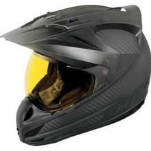 ICON Variant Ghost Carbon Full Face Motorcycle Street Helmet Black