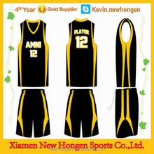 Top grade new custom usa basketball tops