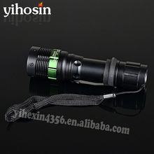 XRE-Q5 Led 7w 700 Lumens Flashlight Brightness Waterproof 3-Mode Led Flash Light Torch