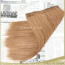 2015 Factory Price Top Flip in Hair Extension aliexpress brazilian hair flip in hair