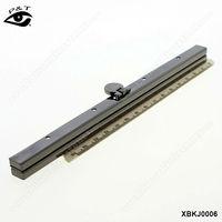 19CM Gunmetal color metal screw purse frame for handbags accessories