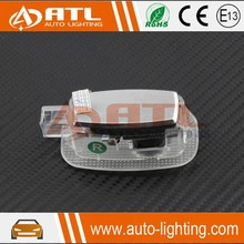 2015 new arrival Plug and play hotest led car logo door light ghost shadow light