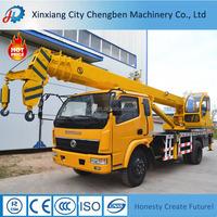 Efficiently Loading&Lifting Functional Dubai Mobile Crane for Sale