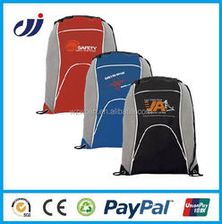 Polyester nylon clear backpack wholesale