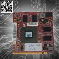 New ATI Mobility Radeon VGA Card HD3650 1GB MXM II DDR2 128bit MS-V122 VG.86M06.006 graphics cards 216-0683013 &100% tested