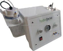 Newest facial care product power peel microdermabrasion machine