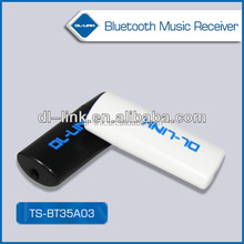Hot sale! USB Bluetooth Receiver with CE FCC RoHS Certificate, Receive Music Without Wire