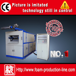 High efficiency automatic counting and packing machine