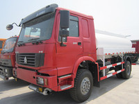 HOWO oil taker truck for hot sale