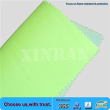 OEM EN20471 OEKO-TEX 100 Hi Visibility Yellow Fabric for Workwear Fluorescent Fabrics High Light Reflective Fabric