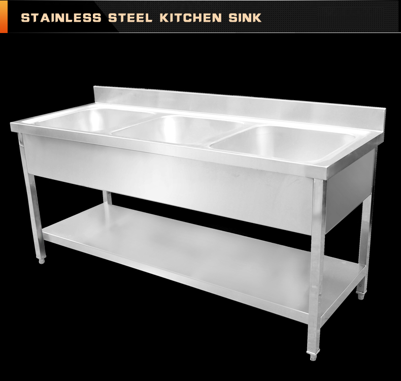 Used Commercial Stainless Steel Kitchen Sink - Buy Used Kitchen Sinks ...