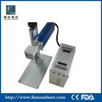 China cheap price 10w 20w desktop/mini sheep ear tag laser marking equipment
