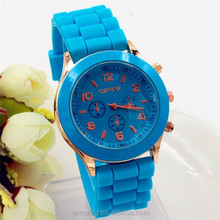 China market bell and rose quartz watches