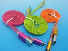 china custom molded usb to audio jack plug cable