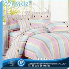 Printed high quality wool silk bedcovers