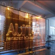 home/hotel/restaurant/showcase DIY design night light decor curtain lights