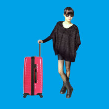 OEM trolley luggage bag suitcase maleta for samsonite