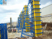 formwork panels used/aluminum formwork with adjustable waterproof high bearing capacity
