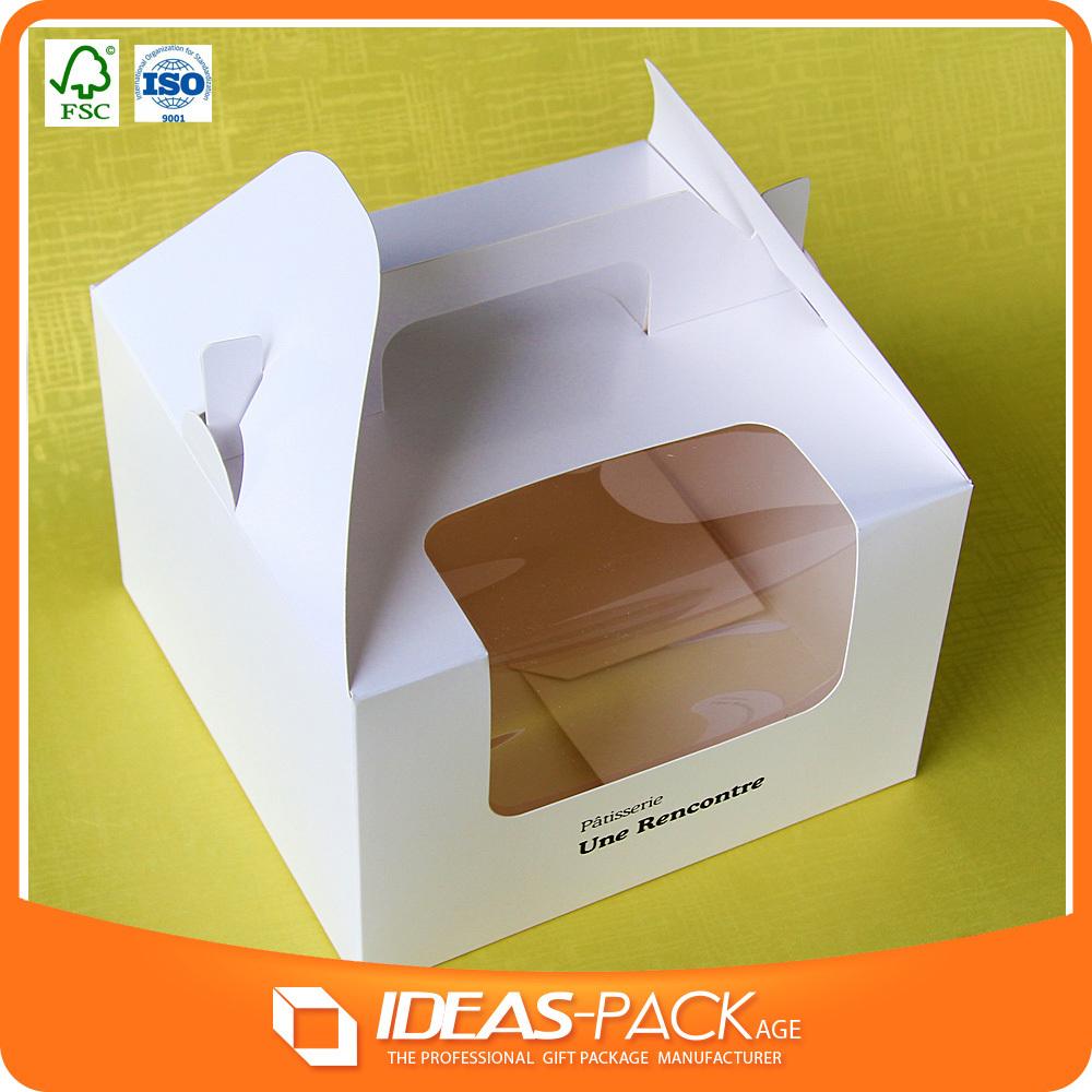Коробки или упаковки для тортов