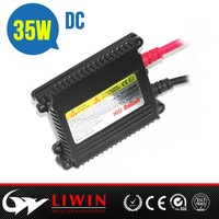 Liwin China brand chinese hid xenon slim ballast kit for car motorcycle head light auto part