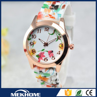 custom logo cheap vogue silicon watch wholesale,new wrist fashion unisex colorful