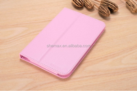 For Lenovo a5000 7inch tablet leather stand case cover
