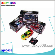 New! 4CH radio controlled toy cars nitro rc engine MINI RC CAR WITH LIGHT Remote Control Racing Car sedans toy for kids