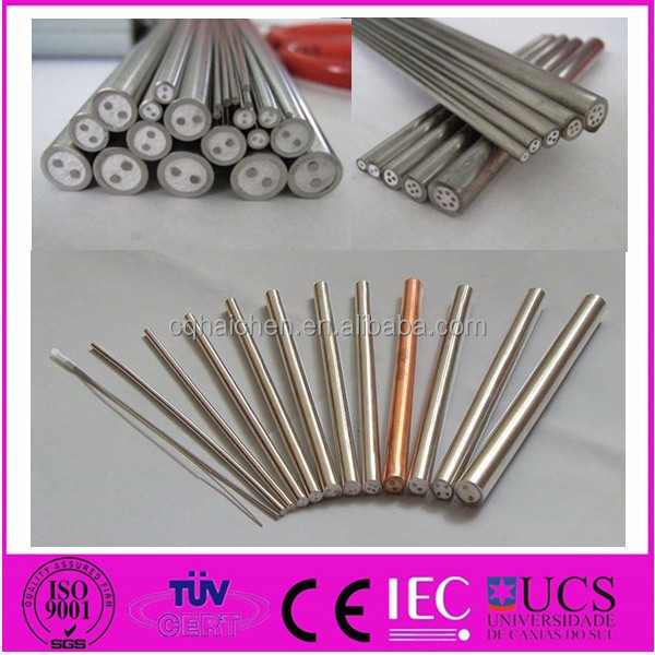 Mineral Insulated Cable Manufacturer : Mineral insulated cable type k j t e thermocouple mi