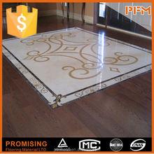 grandes proyectos utilizados de cerámica del piso medallones