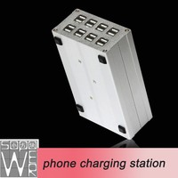 Multi desktop dock charger cell phone charger wholesale cellphone charger