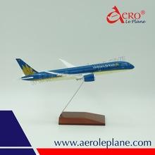 Modelo de avião Airbus A350 Vietnam Airlines 1/200 Scale Model Airplane