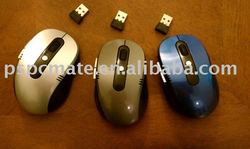 cheap 2.4g wireless mouse with mini receiver