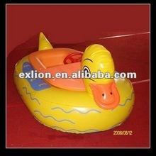 2012 newest design kids rides water amusement park boat for sale