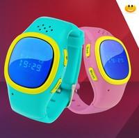 Lovely Smart Watch For Kids GPS Watch Phone, kids gsm gps tracker watch