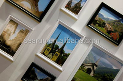 New design high-grade wooden photo frame fine picture frame