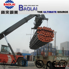 API 5L ERW STEEL PIPES FOR OIL & GAS EXPORTED TO VENEZUELA